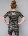 "Iron Cowboy Racing ""Camo"" Love The Pain Aero Suit"