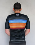 "Iron Cowboy Racing ""Utah Sunset"" Love The Pain Cycling Jersey"
