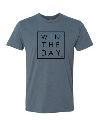 Win The Day Tee