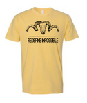 Redefine Impossible Race Tee