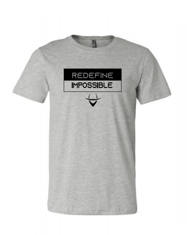 Redefine Impossible (Grey)