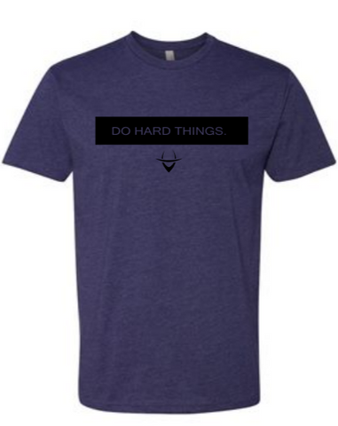 Do Hard Things (Blue)