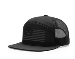 IC Flag Snapback Hat