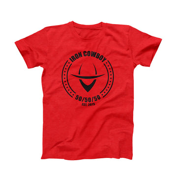 Commemorative Shirt Red