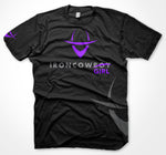 Womans Tech Shirt:  Iron Cowgirl