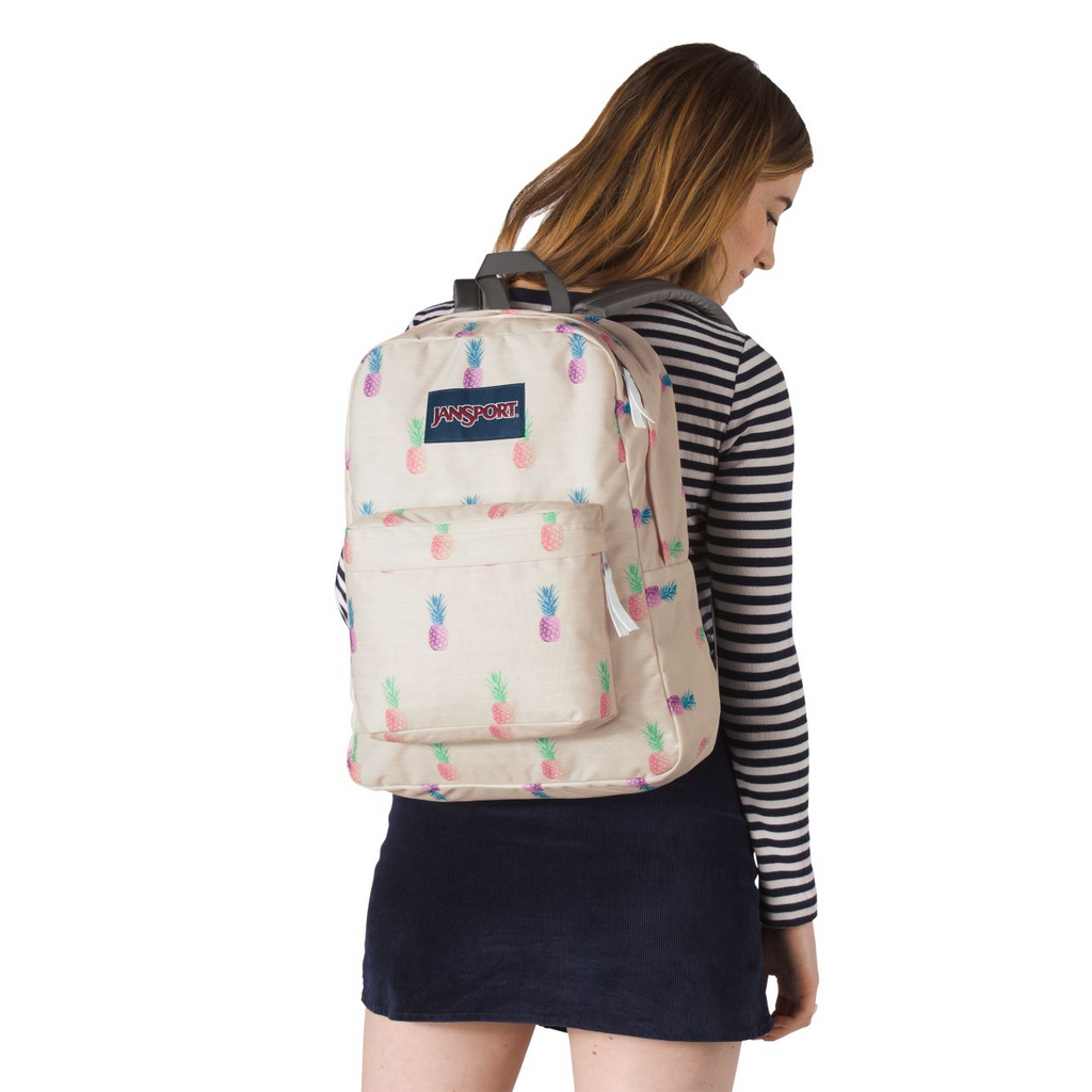 SuperBreak Backpack Pineapple Punch
