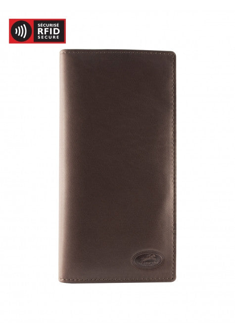 Manchester Men's Breast Pocket Wallet