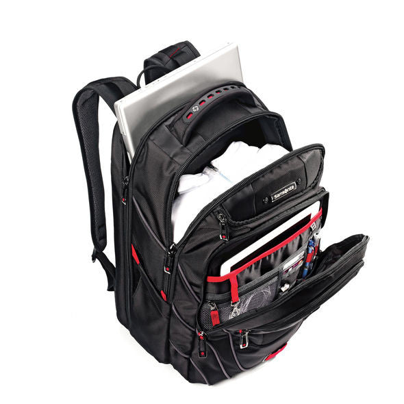 "Tectonic 17"" Perfect Fit Laptop Backpack"