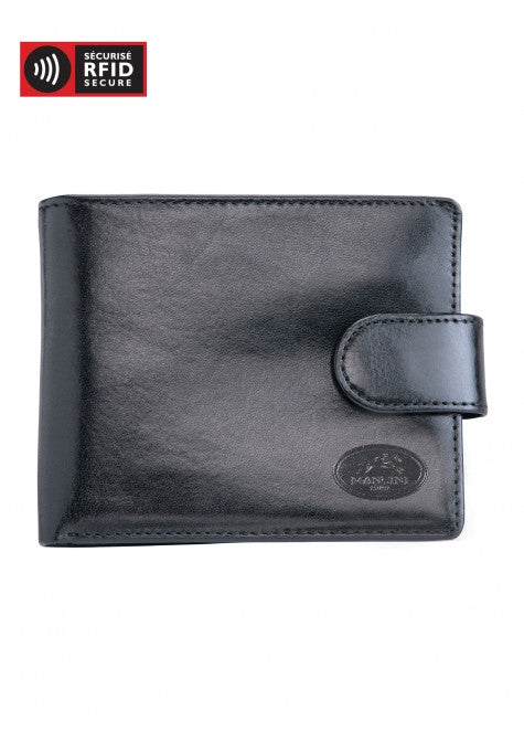 Equestrian 2 Deluxe Men's Wallet with Coin Pocket