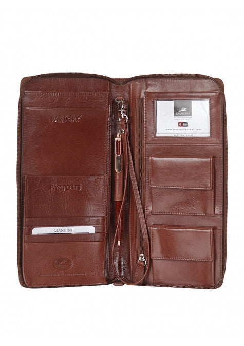 Equestrian 2 Deluxe Passport / Travel Organizer