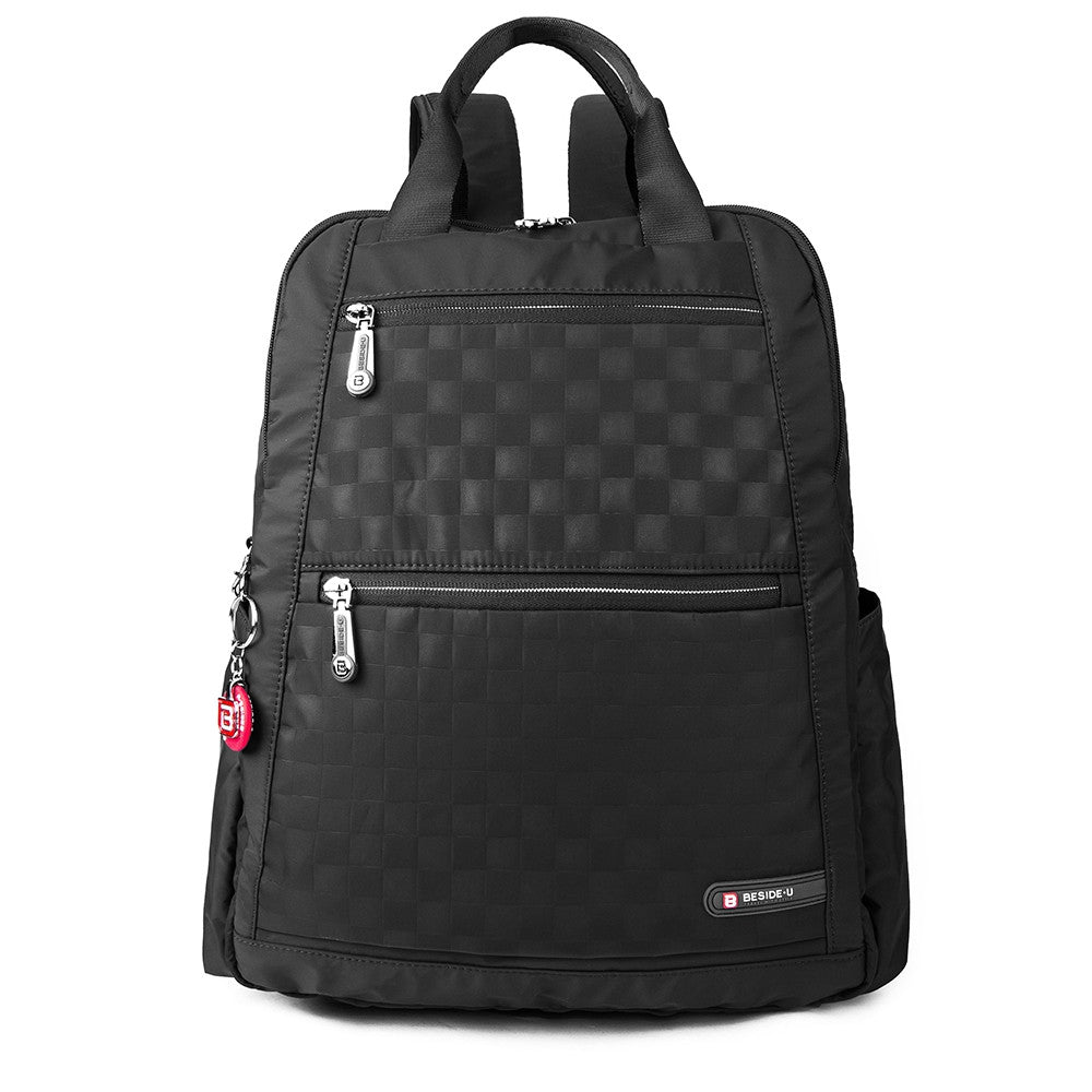 Tube Connection Checkered ROY Backpack