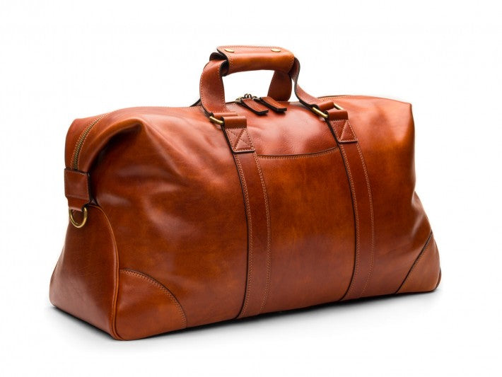 Dolce Leather Duffle