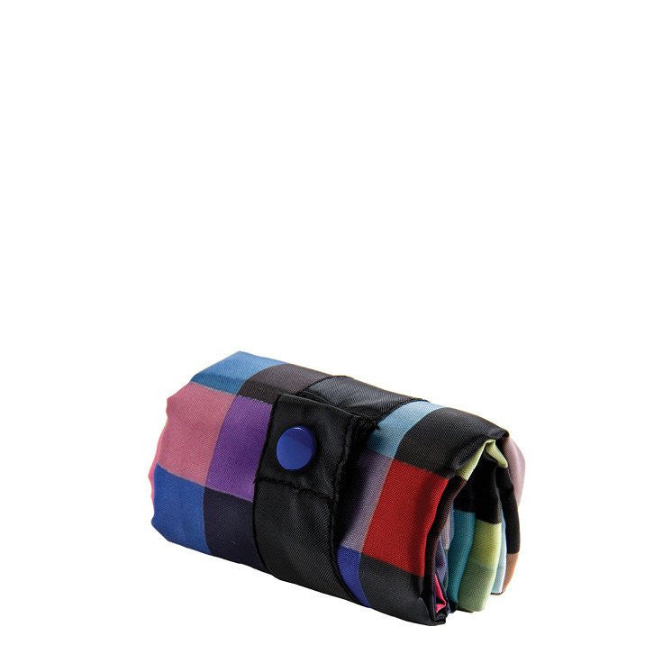 Artists Gerhard Richter's 1024 Colours Foldable Bag with Zip Pouch