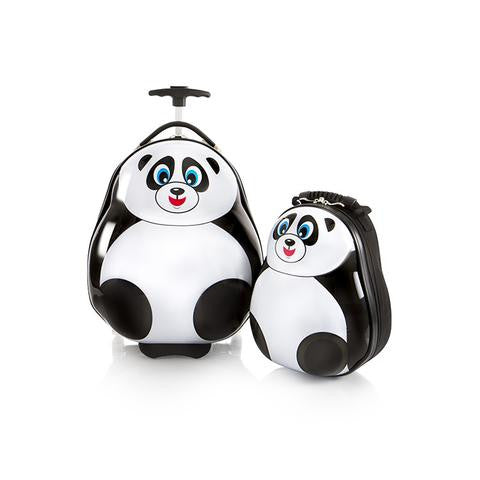 Travel Tots Lightweight 2 Piece Set - Panda