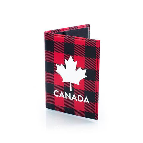 Canada Check Passport Wallet