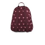 Half Pint Mini Backpack Russet Red Bleeding Hearts