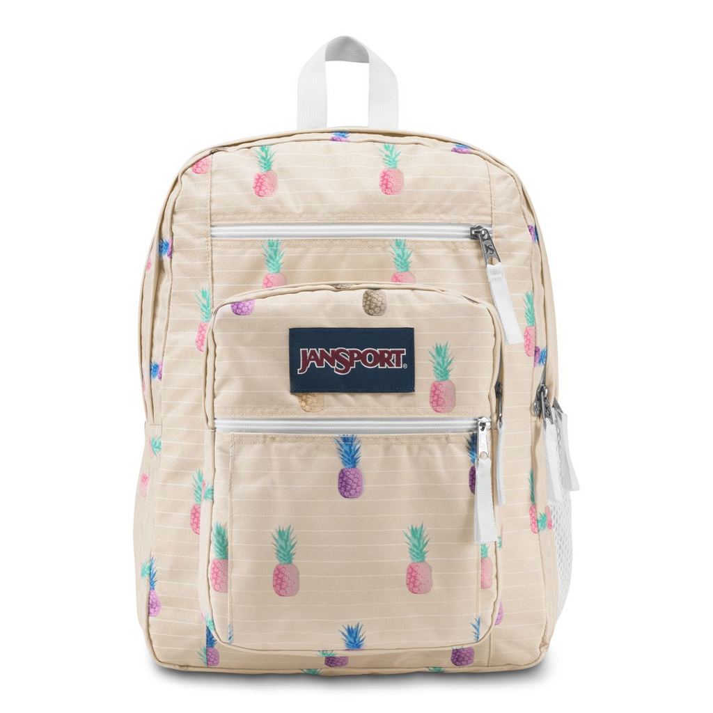 Big Student Backpack Pineapple Punch