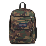 Big Student Backpack Surplus Camo