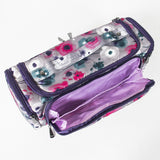 Trolley Toiletry Case Heather Grey