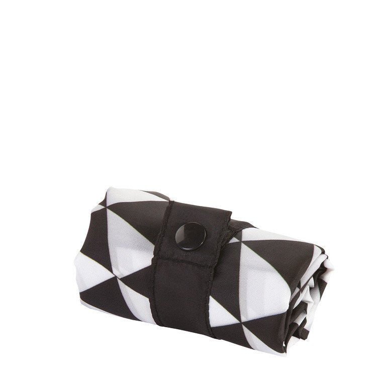 Pop Prism Foldable Bag with Zip Pouch
