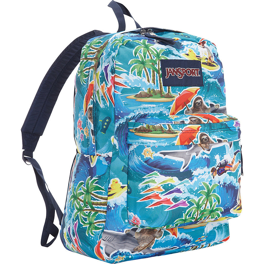 SuperBreak Backpack Wet Sloth
