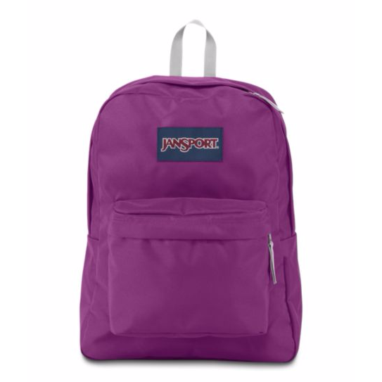 SuperBreak Backpack Purple Plum