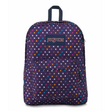 SuperBreak Backpack Purple Spot-O-Rama