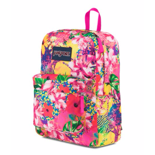 SuperBreak Backpack Tropical Mania