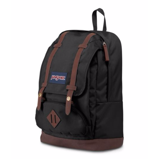 Cortlandt Laptop Backpack Black