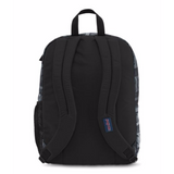 Big Student Backpack Chevron Columns