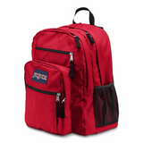 Big Student Backpack Red Tape