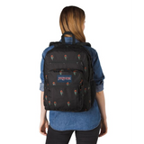 Big Student Backpack Rose Icon