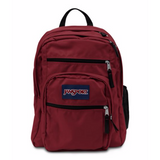 Big Student Backpack Viking Red