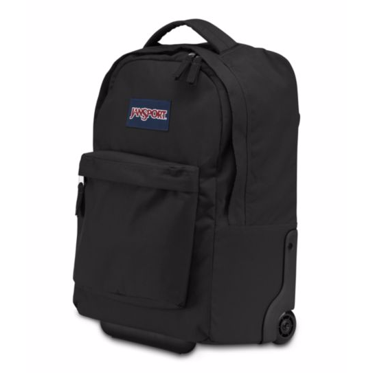 Wheeled SuperBreak Rolling Backpack Black