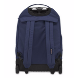 Driver 8 Rolling Backpack Navy Blue