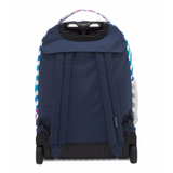 Driver 8 Rolling Backpack Shadow Chevron