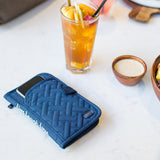Tandem Passport Wallet Black