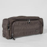 Trolley Toiletry Case Brushed Walnut