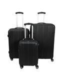 Hardshell Corner Pro Spinner SET Black