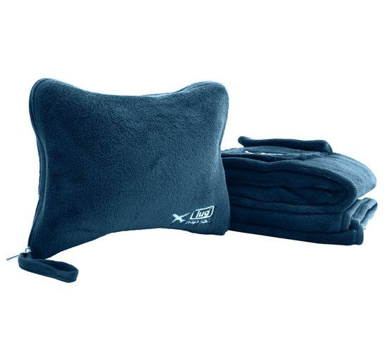Nap Sac Blanket and Pillow Set