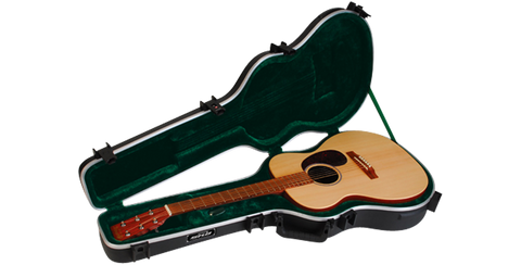 1SKB-000 Deluxe Acoustic Guitar Hard Shell Case