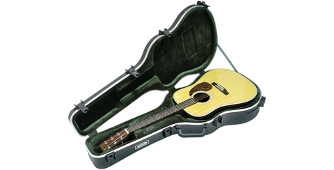 1SKB-18 Deluxe Dreadnought Hard Shell Case