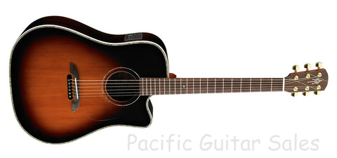 Alvarez Yairi DY1TS Stage Hand Crafted Japan Stage Series Dreadnought