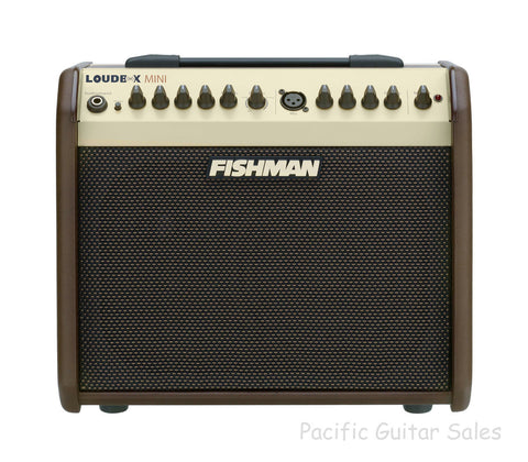 Fishman Loudbox Mini 60W Acoustic Amp With Slip Cover