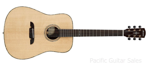 Alvarez MDA70 Solid Wood Dreadnought With Case