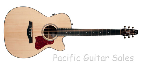 Seagull SWS Maritime Concert Hall CW Solid Wood With Gig Bag