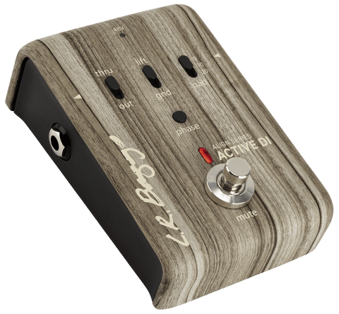 L.R. Baggs Align Series Active DI Pedal for Acoustic Guitar