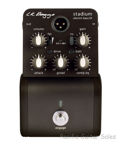 L.R. Baggs Stadium DI For Electric Bass