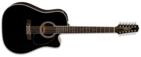 Takamine EF381DX Deluxe Japan 12 String