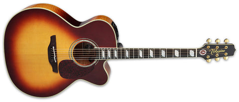 Takamine EF250TK Toby Keith Signature Series Japan Jumbo